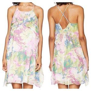 ⚡️SALE⚡️BCBGMaxAzria Ruffle Floral Summer Dress